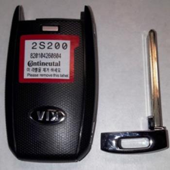 KIA CEED - оригинальный смарт ключ, 3 кнопки