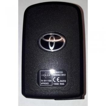 Ключ Toyota RAV4 15+