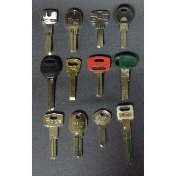 Ключи перфогруппа