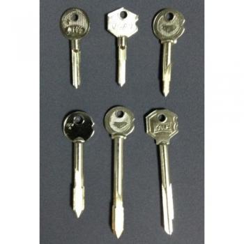 Ключи крестообразные