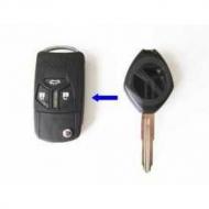 Корпус выкидного ключа Mitsubishi