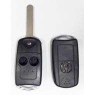 Складной корпус ключа Acura 2 кнопки