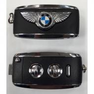 Складной ключ с местом под чип BMW EWS System